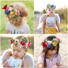 Load image into Gallery viewer, Flower Crown
