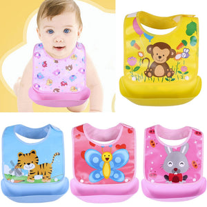 Cartoon Detachable Bibs