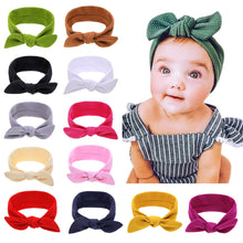 Load image into Gallery viewer, Fashion Bowknot Headband