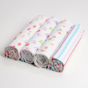 100% Cotton Swaddles