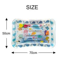 Load image into Gallery viewer, Inflatable Infant Tummy Time Playmat