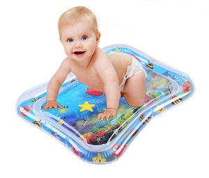 Inflatable Infant Tummy Time Playmat