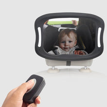 Load image into Gallery viewer, Car Seat Rear view Mirror With LED Lights