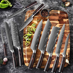 Japanese Chef Knives - KitchenTouch