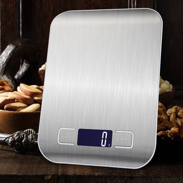Electronic Kitchen Scale - KitchenTouch