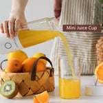 Portable Smoothie Blender - KitchenTouch