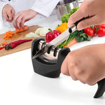 Professional Knife Sharpener - KitchenTouch
