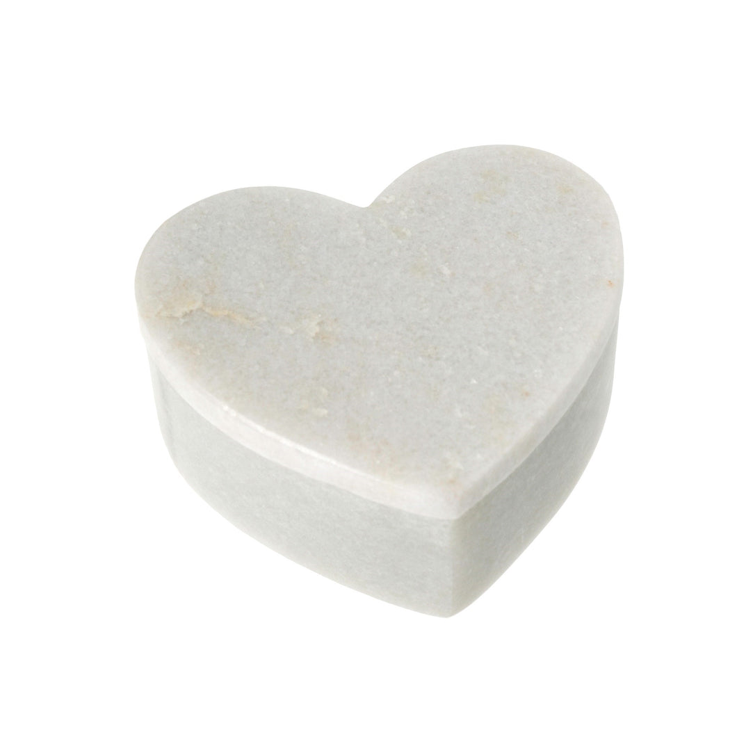 Marble Heart Box (Large)
