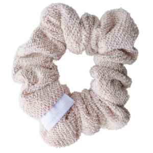 Inside Out Cotton Scrunchie