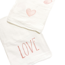 Load image into Gallery viewer, Love Dish Cloths (set of 2)