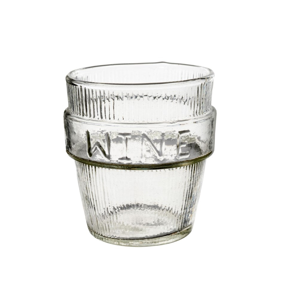 Wine Drinking Glass (set of 6)