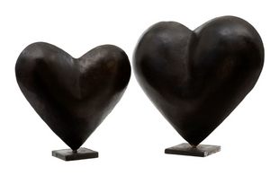 Iron Heart Statue (Small)
