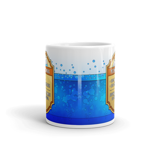 Mug - potion de mana articles geek gamer mmorpg fantasy