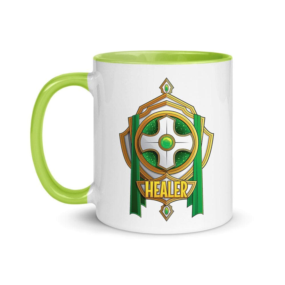 Mug - Healer articles geek gamer mmorpg fantasy