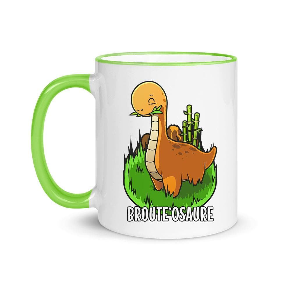 Mug - broute'osaure articles geek gamer mmorpg fantasy