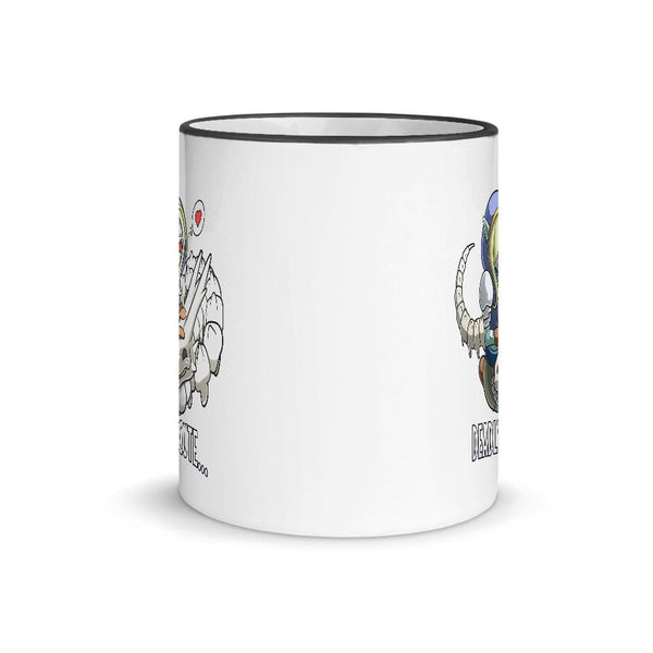 Mug - deadly cute articles geek gamer mmorpg fantasy