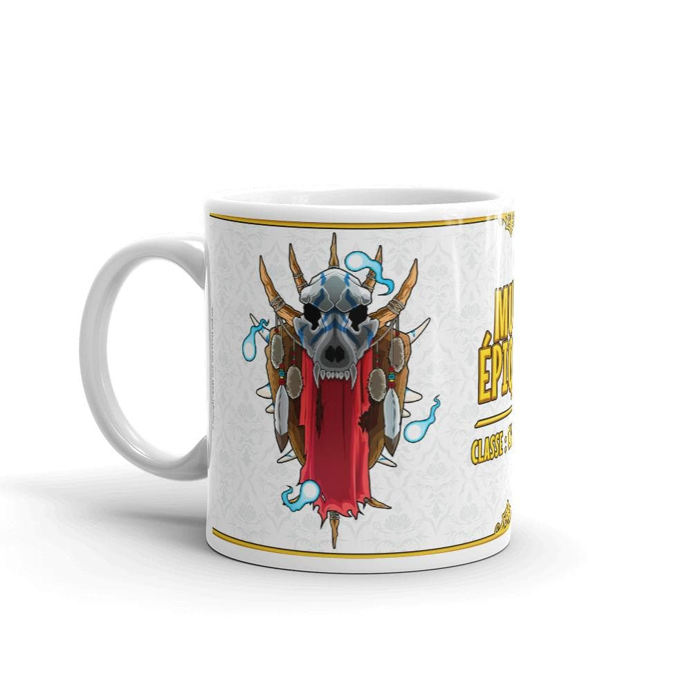 Mug - chamane articles geek gamer mmorpg fantasy