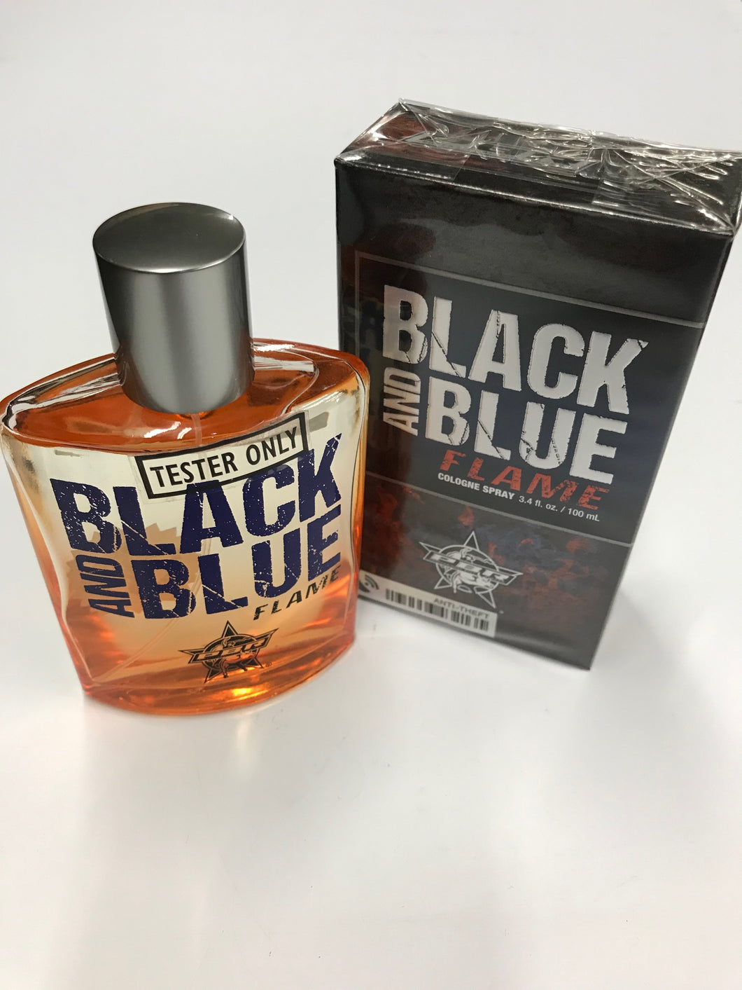 PBR Black and Blue Flame Men's Cologne