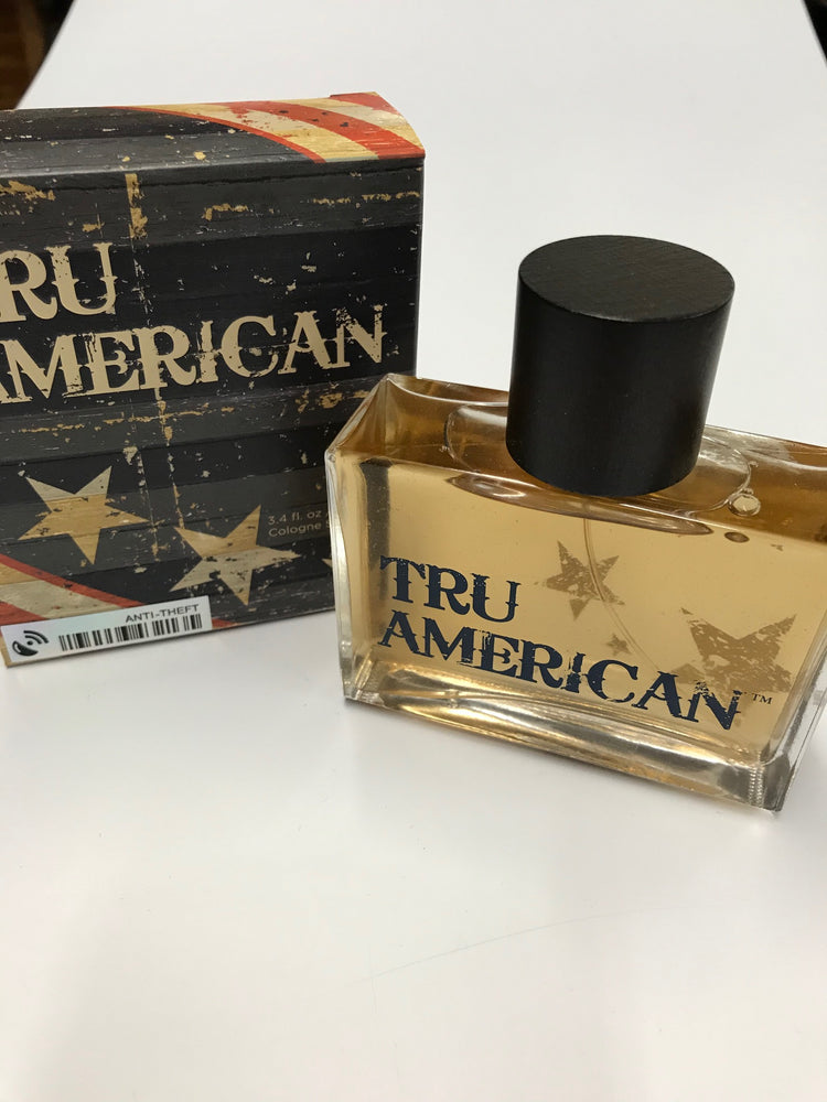 Tru American Men's Cologne Spray