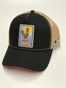 El Gallo Ball Cap by Milano Hats