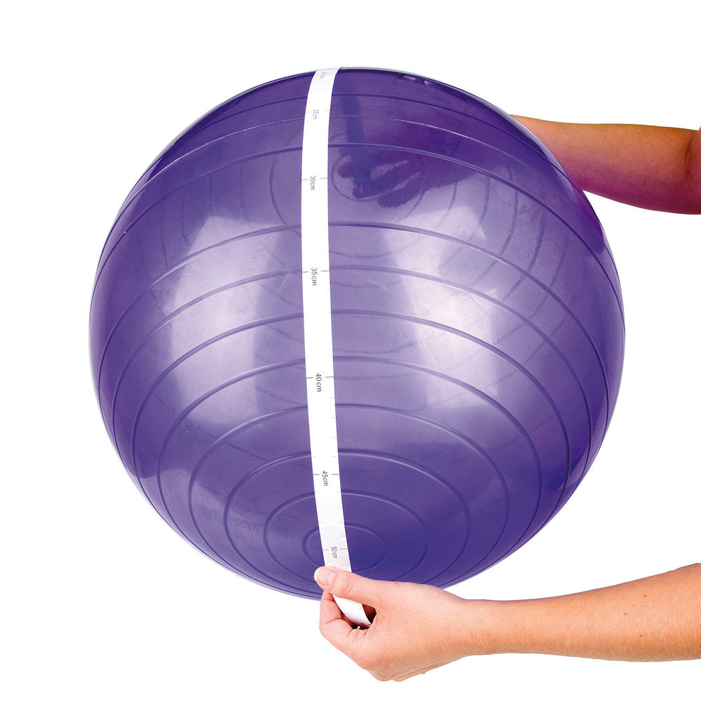 Fitness Ball Measurement Tape