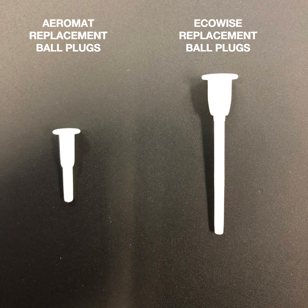 Replacement Fitness Ball Plugs
