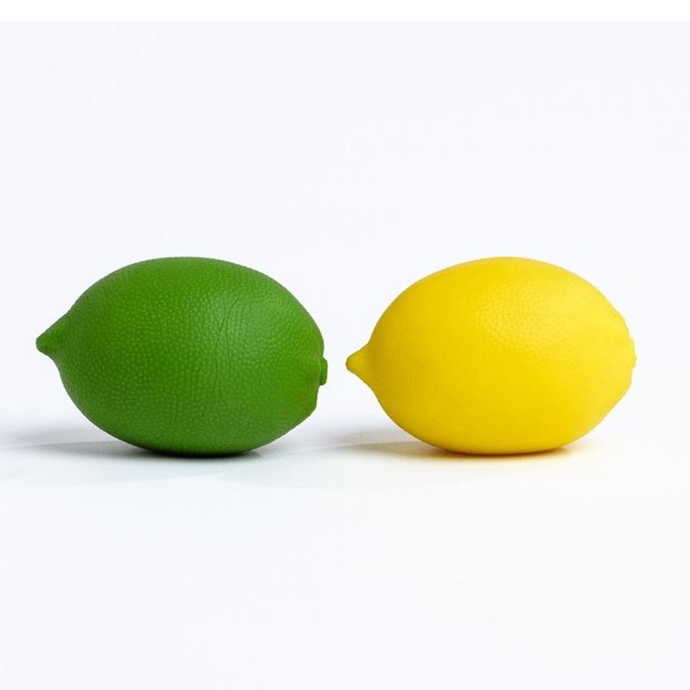 EcoWise Hand Therapy Fruit Squish Ball Pair