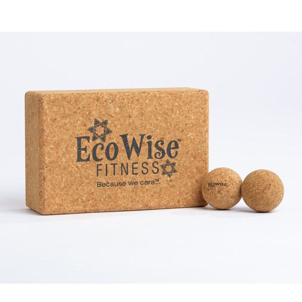EcoWise Relaxation Cork Set