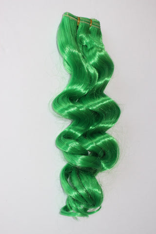 "24 Inch ""Deluxe"" Wefting - Green"