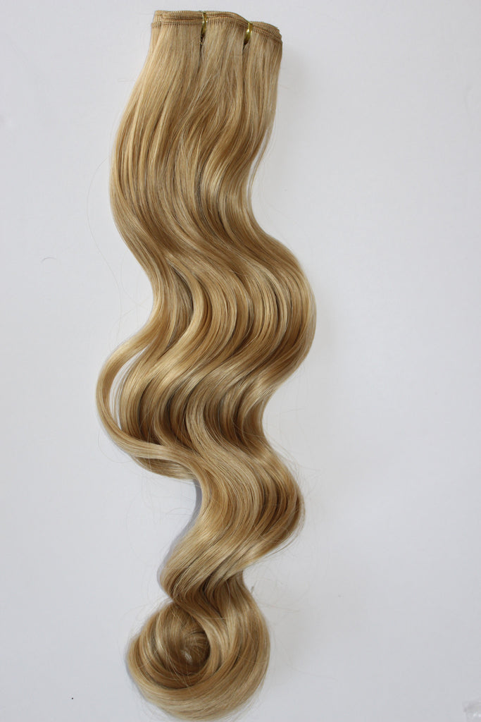"24 Inch ""Deluxe"" Wefting - Dark Golden Blonde"