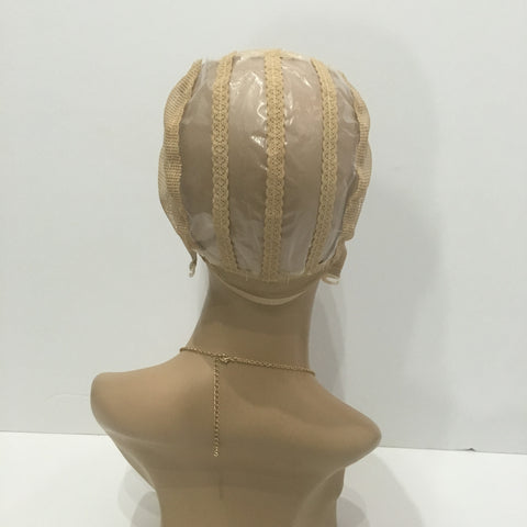 Adjustable Wig-Making Cap
