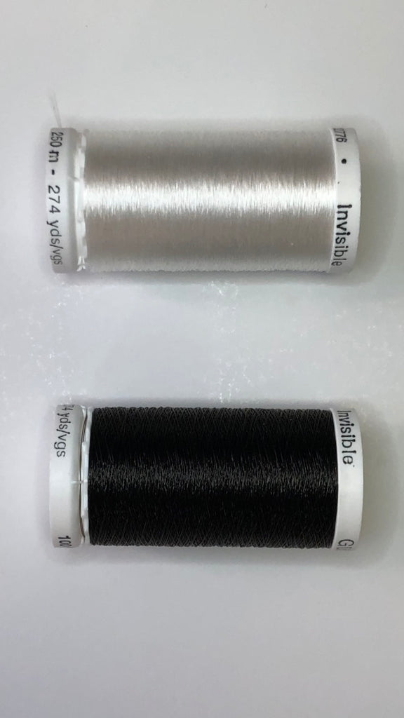 Gütermann Invisible Polyester Thread