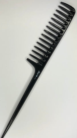 Large Wide Tooth Tail Comb