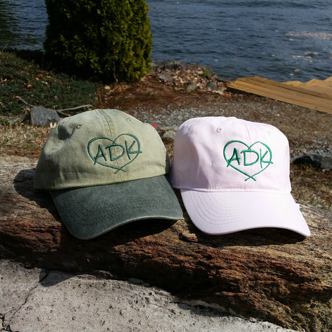 Adirondacks Pink Ball Cap