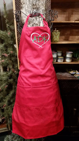 Adirondack Adjustable Bib Apron