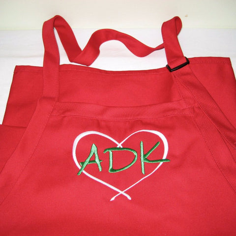 Adirondacks Adjustable Bib Apron
