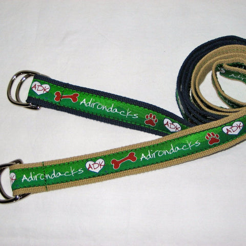 Adirondacks Ribbon Belt, Unisex
