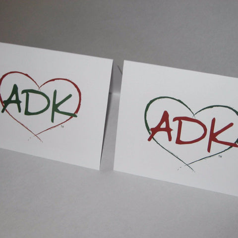 Adirondacks Notecards