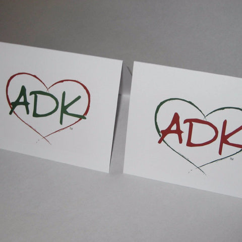 Adirondack Notecards & Notepad gift set