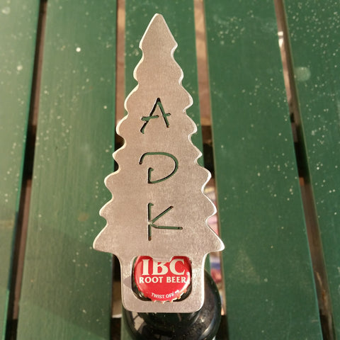 Adirondack Bottle Opener, Hand Crafted