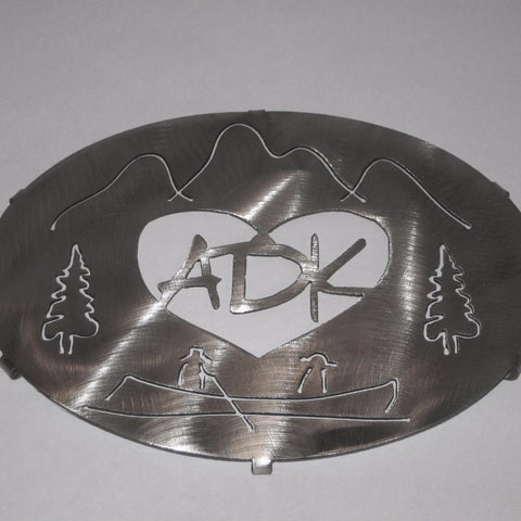 Adirondacks Stainless Steel Trivet from Love is in the Adirondacks