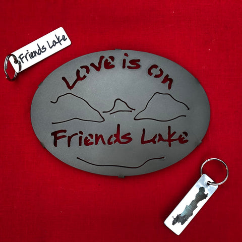 Friends Lake Gift Package