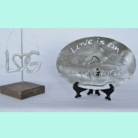 Love is on Lake George 2-piece Gift Pack