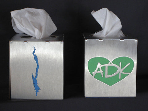 ADK Steel Tissue Box Cover