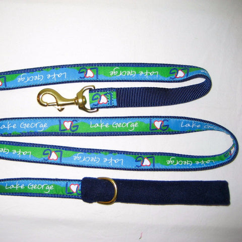 Lake George Dog Comfort Leash