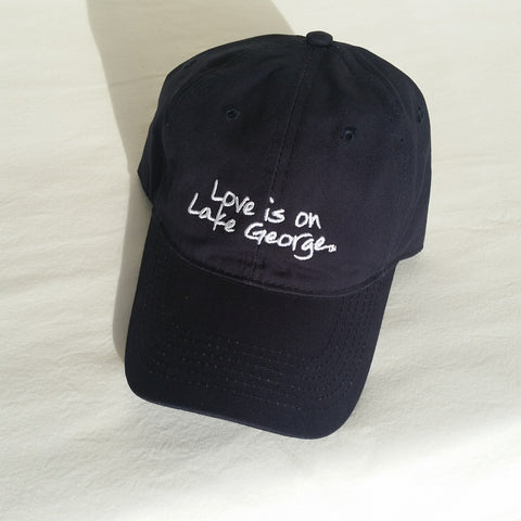 Lake George Ball Cap