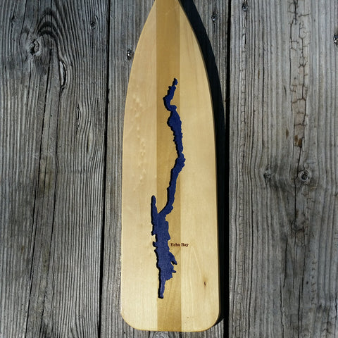 Lake George Paddle, Hand Crafted Guest Book