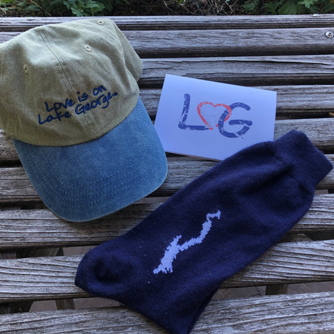 Lake George Birthday Gift Pack for the man in your life