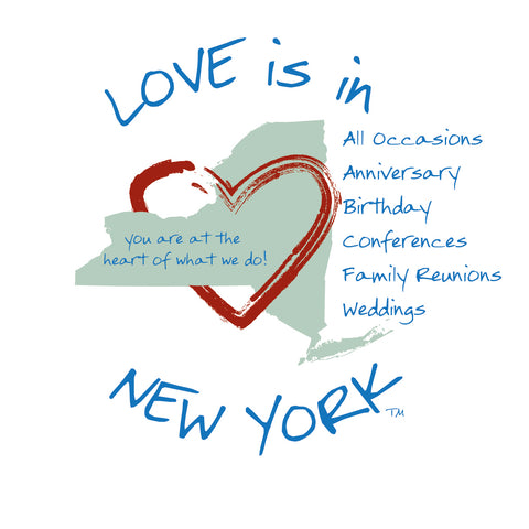 Love is in New York Gift Card