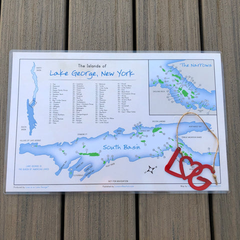 Lake George Gift Package